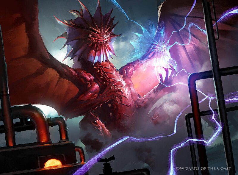 Firemind's Research - Magic the Gathering by 88grzes