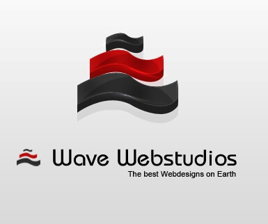 First 3D Logo Ever Wave by PurePixel2007
