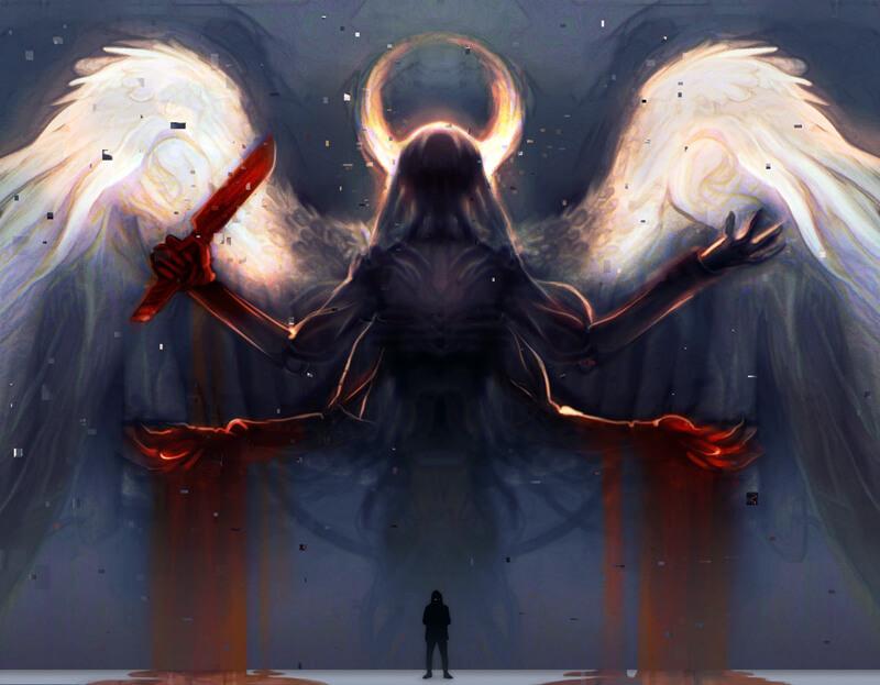 Flesh, Divine by NewEon