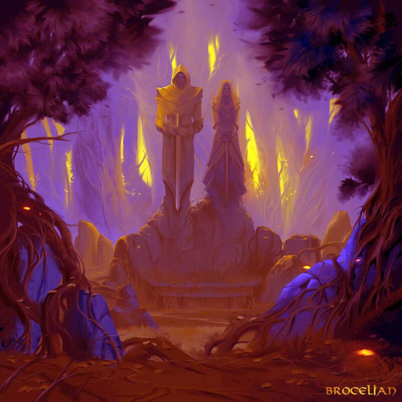 Forest Guardians by Nele-Diel