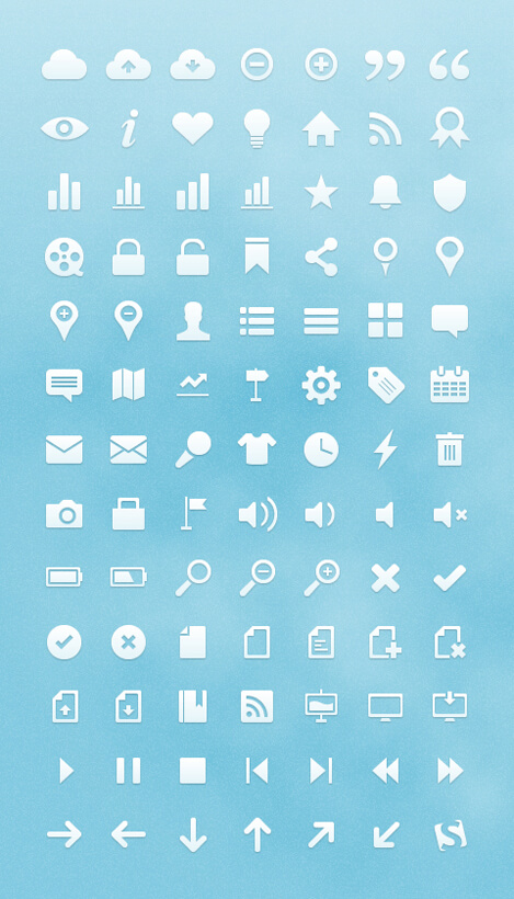 Free Vector Web Iconsby ~ThemeCavern