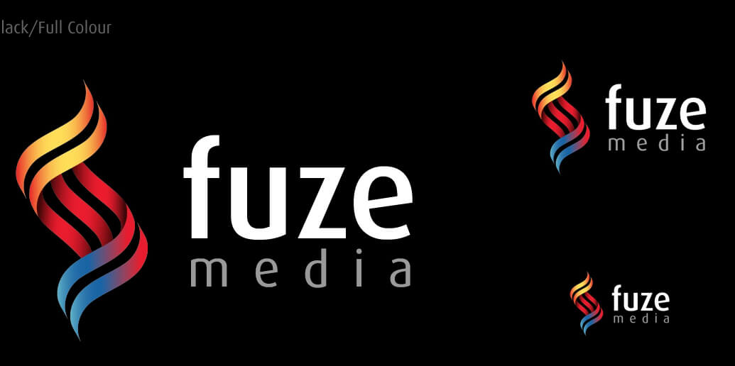 Fuze Media Logo by kipela