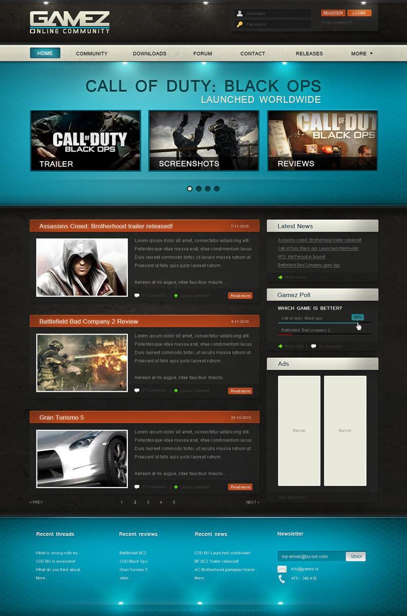 Gamez Community - For Sale by DjDillen