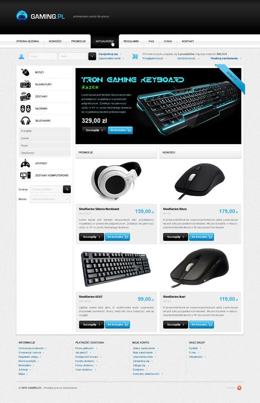 Gaming.pl by SlaYerprk