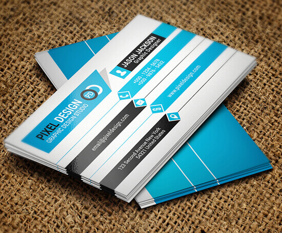 Graphic Designer Business Card by Rigobro
