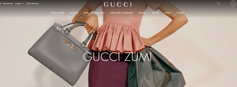 Gucci Zumi