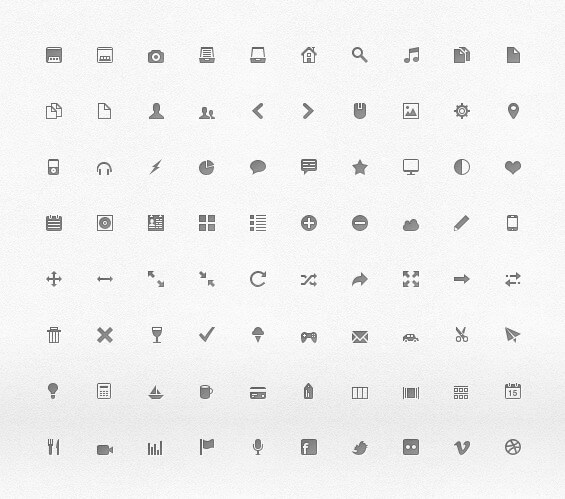 Hand crafted - Free Icons by ~ThemeCavern
