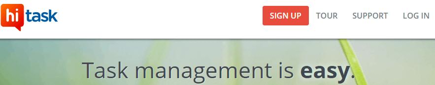HiTask - Easy Task Management for Teams