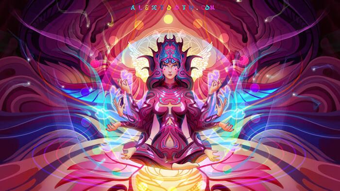 High Priestess by Alex-Tooth