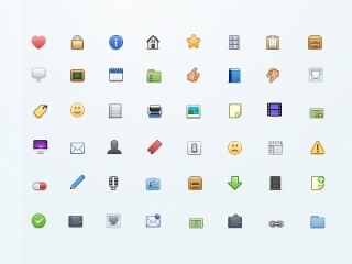 Icon Set by nahas-pro