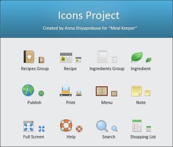 Icon for MealKeeper's soft by shlyapnikova