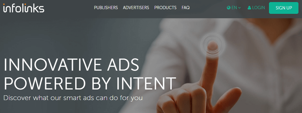 Infolinks - Innovative Ads