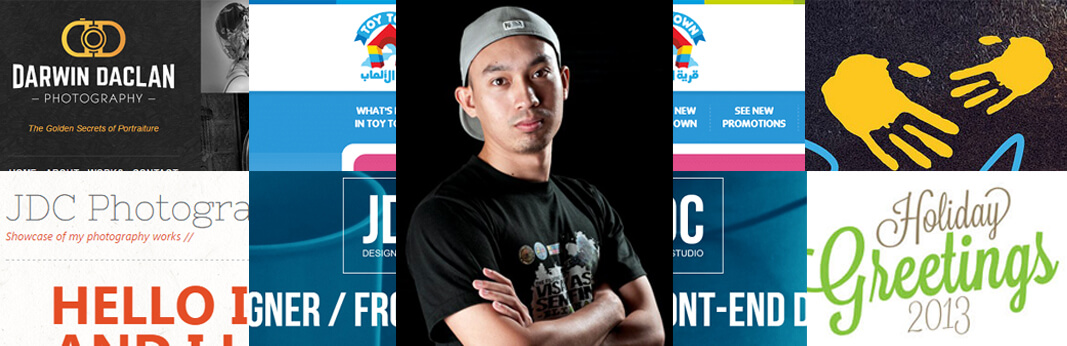 Interview of Graphics and Web Designer Jessie Daryl Cacafranca