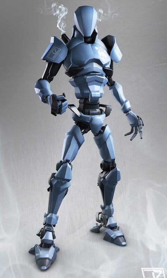 JZ Robot by ~Jack-Jz