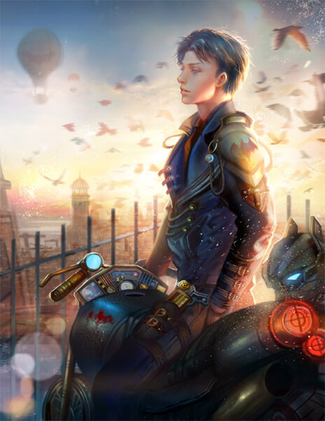 Jason Todd fan art by jiuge
