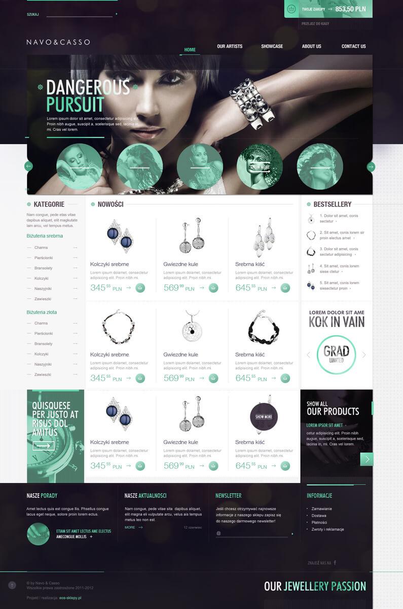 NAVO & CASSO Jewellery by lukaszsokol