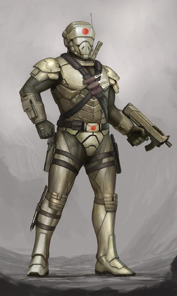 Kamikazi  Trooper by ~343GuiltySpark