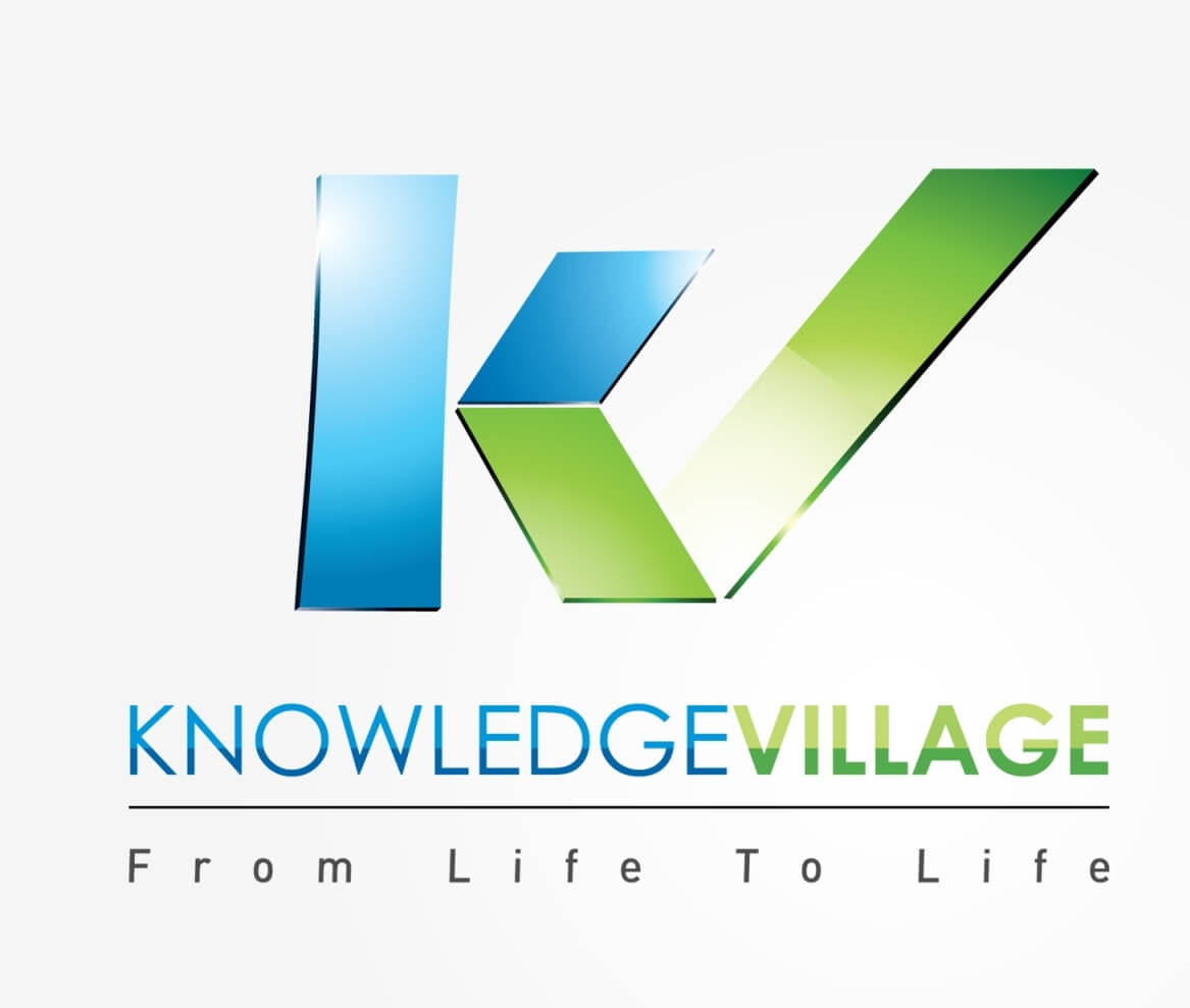 Knowledge Village Company LOGO by MarwanZahran