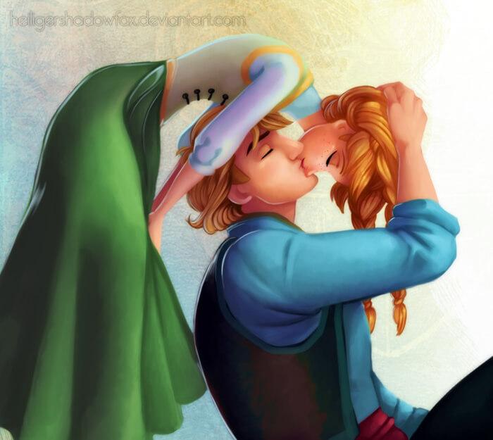 Kristanna Kiss by Blatterbury