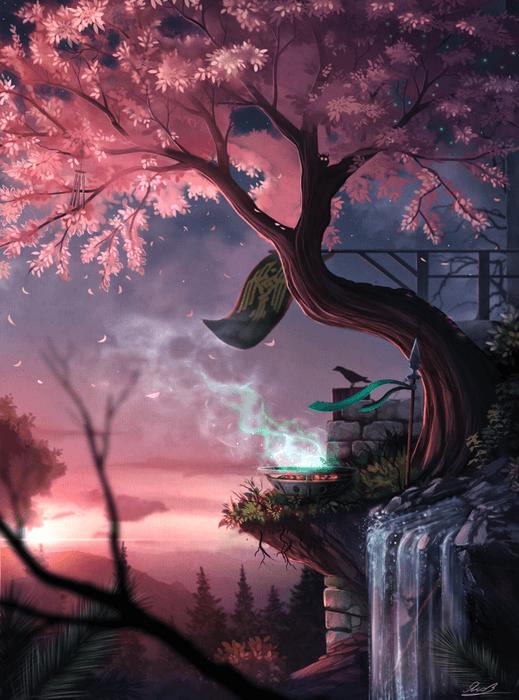 Landscape 3 by Yakovlev-vad