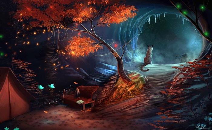 Landscape 6 by Yakovlev-vad