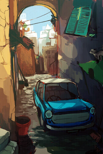Le Tanaw by Kyldrun