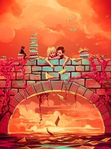 Les promesses d'une romance by AquaSixio Cyril Rolando