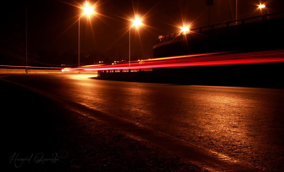 Light Speed-in Zero Point Islamabad Pakistan by HQ Photography