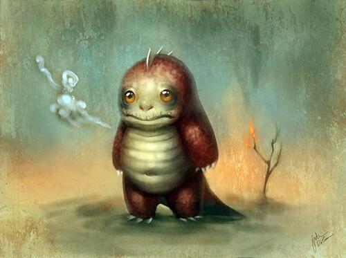 Little Firestarter by yumedust