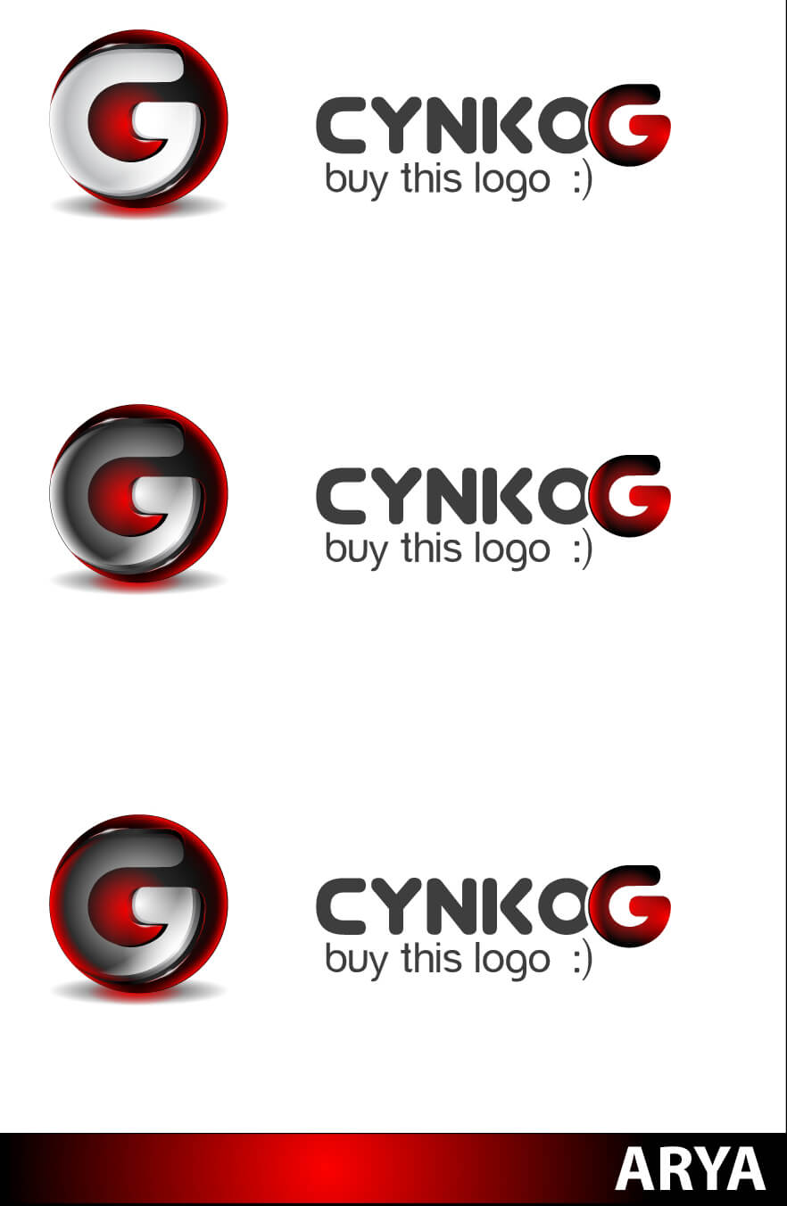 Logo 40 - For Sale by AryaInk