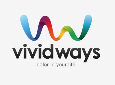 Logo Design Process and Walkthrough for Vivid Ways