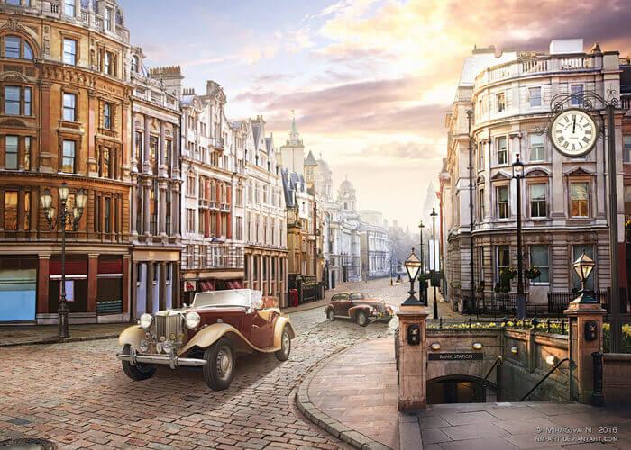 London by NM-art