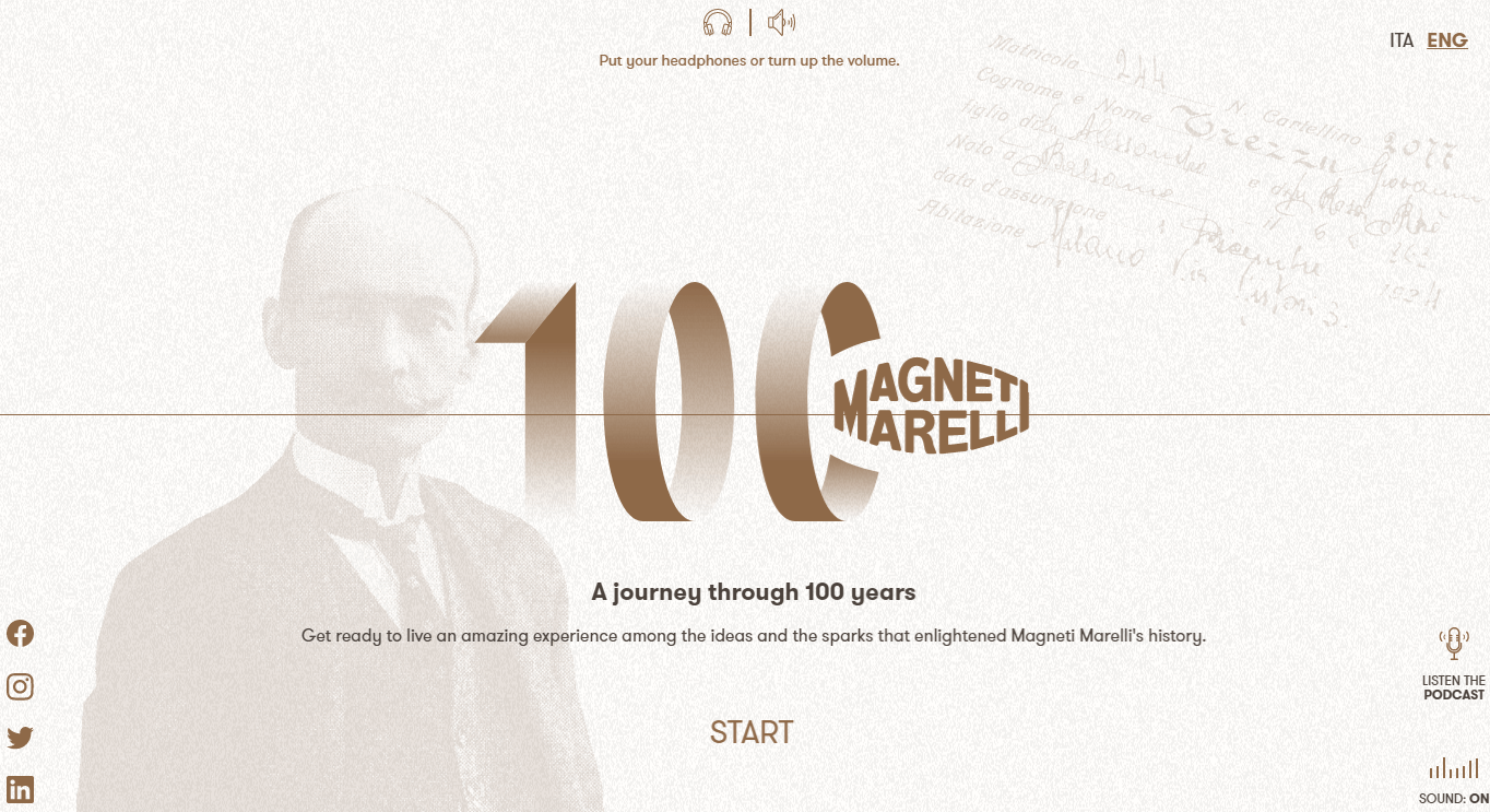 Magneti Marelli 100 years