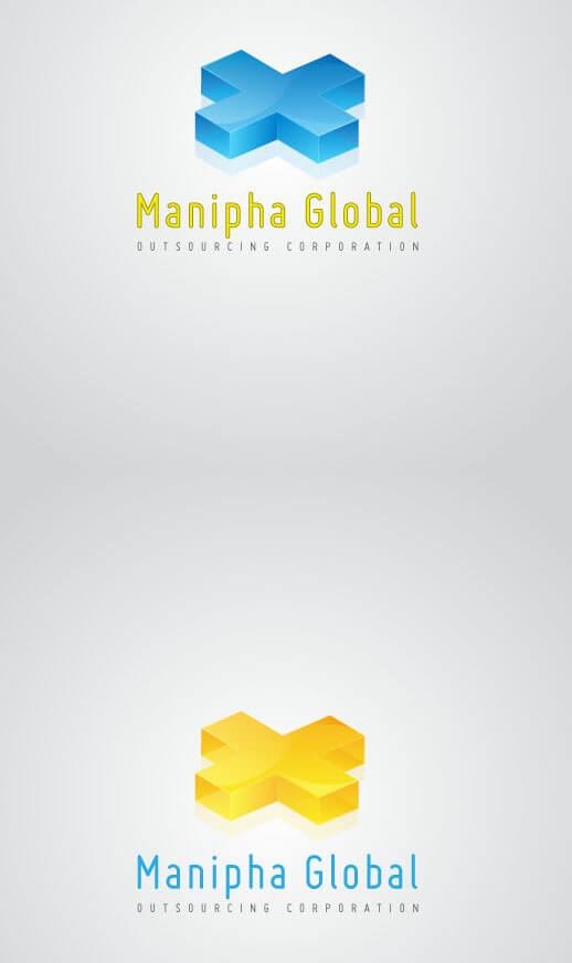 Manipha Global Logo 03 by SimplyInteractive