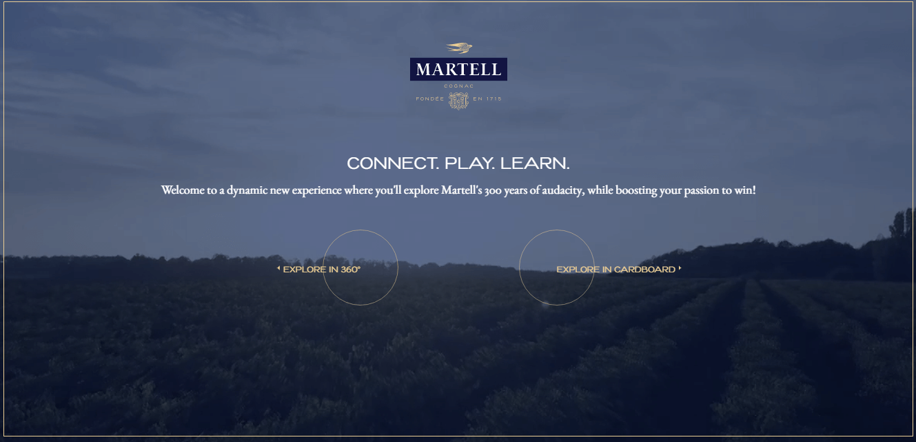 Discover Martell