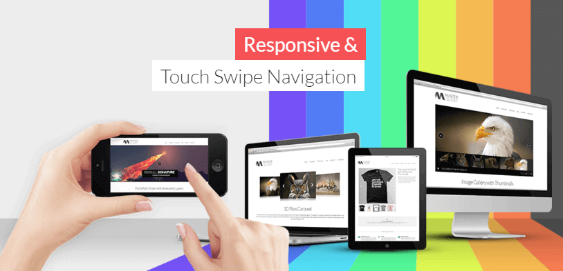 Master Slider - Touch and Responsive jQuery