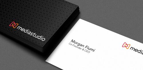 Mediastudio Business card by almosh82