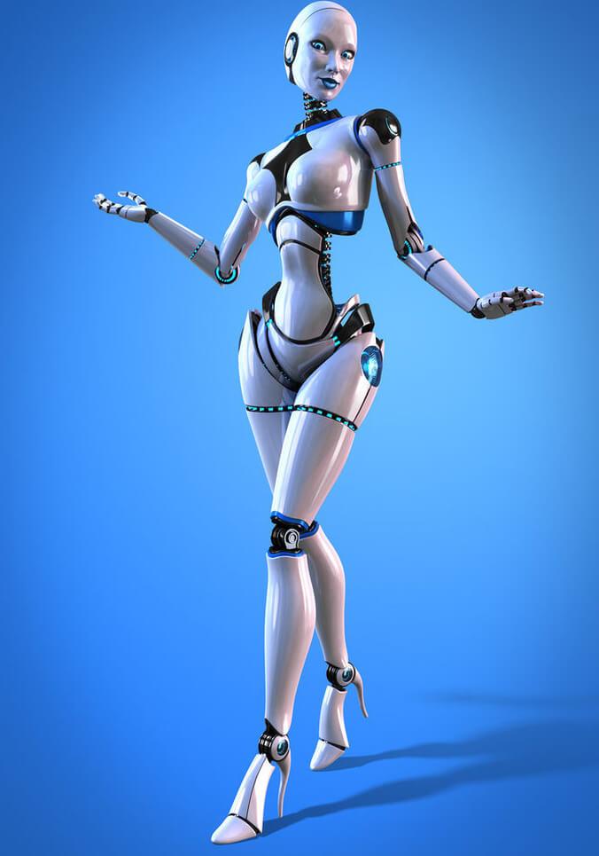 Medical Bot01 by ~Xidon