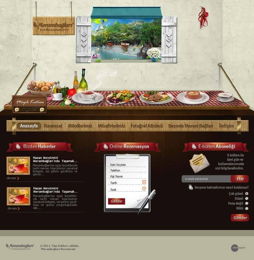 Meram Baglari Restaurant by ~omeruysal