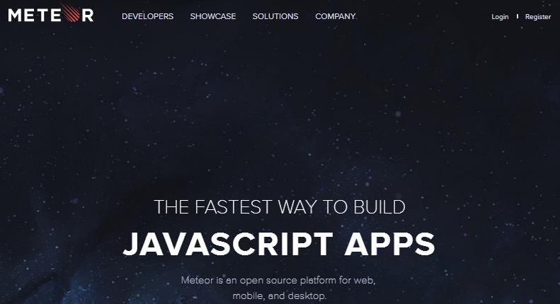 Meteor: Build Apps