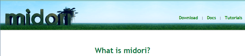 midori: Ultra-lightweight JavaScript Framework