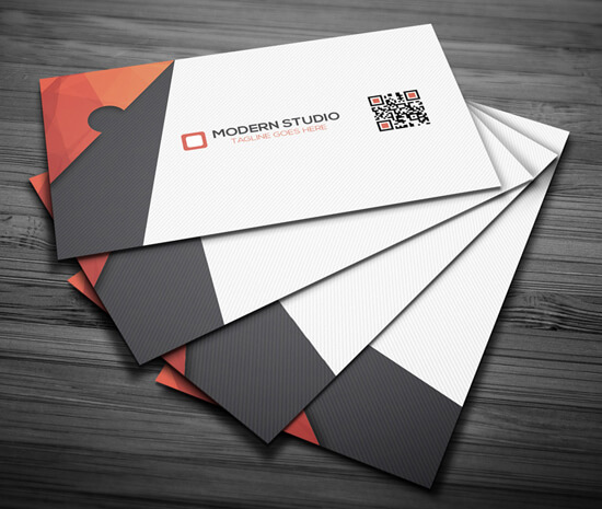 Modern Business Card by mehranchy