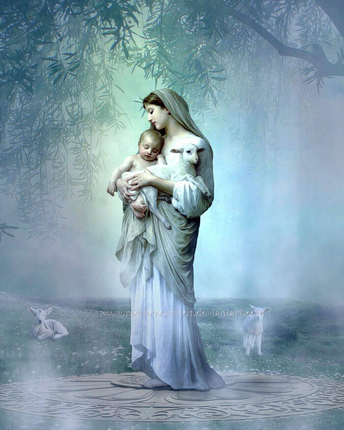 Mother And Child by motherearth01