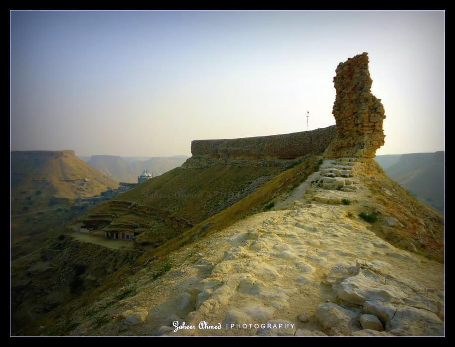 Mountainous range of Khairpur State - Sindh by Zaheer Ahmed P H O T O G R A P H Y