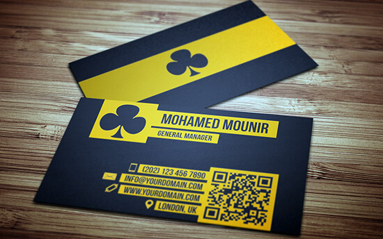 Multipurpose Business Card 4 by mmounirf