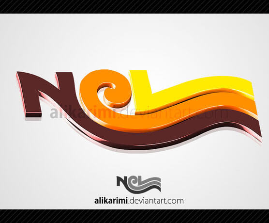 NCL logo by alikarimi