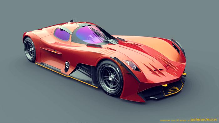 NFZ 295 GT #2 by 600v