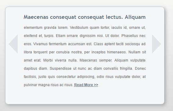 NealGrosskopf.com l Create a JQuery Content Slider Using Pure CSS