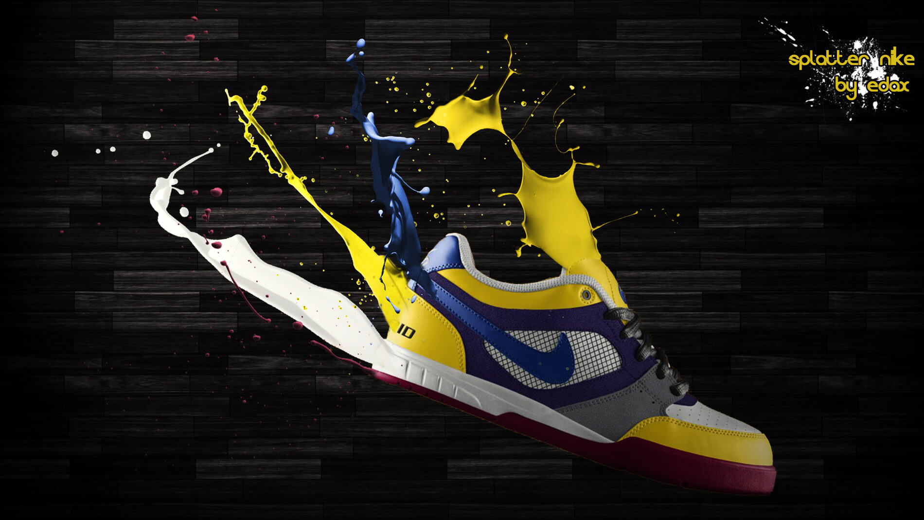 Nike Splash by DarthNigror