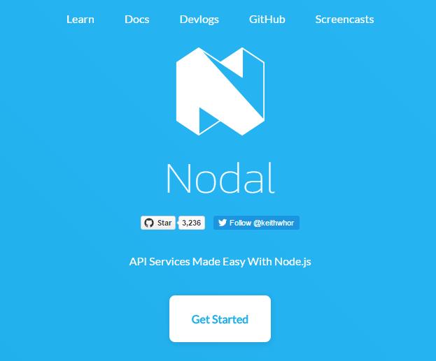 Nodal — API Services